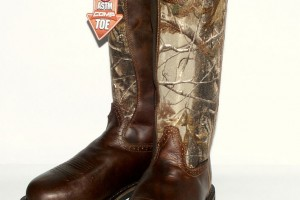 Shoes , Beautiful  Justin Snake Proof BootsProduct Ideas :  brown leather boots Product Lineup