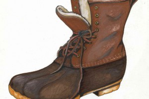 Shoes , Awesome  Ll Bean Boots Product Image : brown  ll bean signature boots