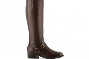 Shoes , Charming Ralph Lauren Riding Boots Dsw Image Gallery : brown  ralph lauren riding boot Picture Gallery