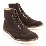 brown  rubber boots for men , Fabulous Cebo Rubber Bootsproduct Image In Shoes Category