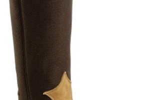 Shoes , Stunning Womens Snake Proof Boots product Image : brown  snake proof gaiters Collection