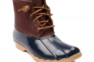 Shoes , 15  Wonderful Sperry Duck Boots Womens Photo Gallery : brown  sperry duck boot Photo Gallery