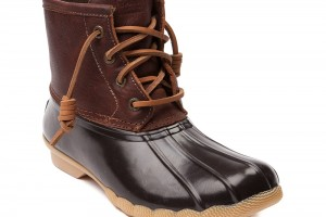 Shoes , 15  Wonderful Sperry Duck Boots Womens Photo Gallery : brown  sperry duck boots Photo Gallery