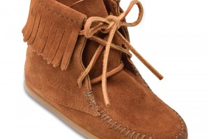 Shoes , Wonderful Moccasin Boots Product Ideas : brown  suede moccasin boots product Image