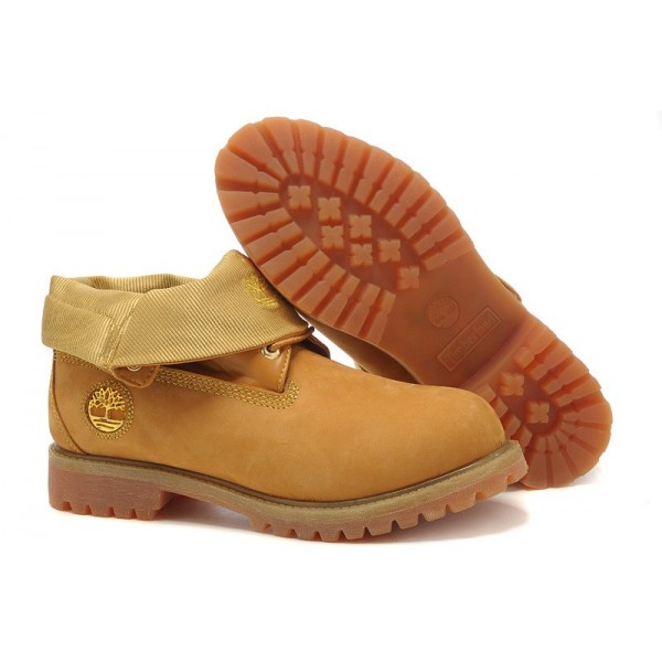 Shoes , Pretty  Timberland Boot WheatCollection : Brown  Timberland Boot Company Product Picture