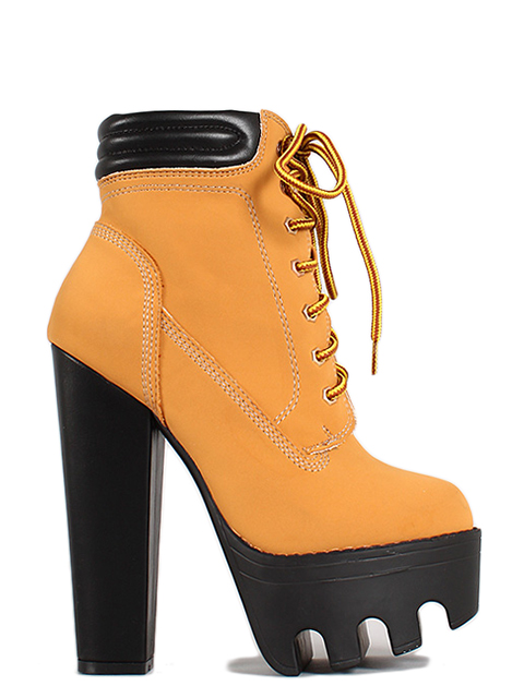 Shoes , Wonderful  Timberland Style HeelsCollection : Brown  Timberland Boots Heels Product Image