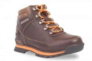 Shoes , Awesome  Timberland Boot Product Ideas :  brown timberland boots kids product Image