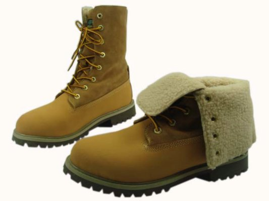 Beautiful Female Timberlandproduct Image in Shoes