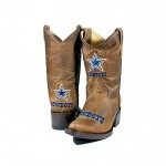 brown  timberland boots with spikes , Charming Dallas Cowboy Girl BootsProduct Ideas In Shoes Category