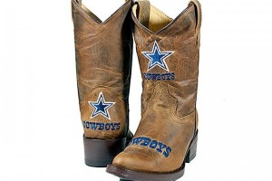Shoes , Charming Dallas Cowboy Girl BootsProduct Ideas : brown  timberland boots with spikes