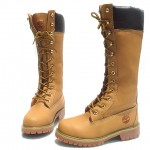 brown timberland for women , Beautiful Female Timberland product Image In Shoes Category