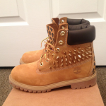 brown timberland womens shoes , Beautiful  Timberlands With Spikes For Women Collection In Shoes Category