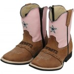 brown  timberlands with spikes , Charming Dallas Cowboy Girl Boots Product Ideas In Shoes Category