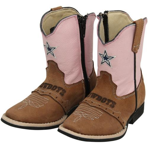Charming Dallas Cowboy Girl BootsProduct Ideas in Shoes