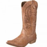 brown  toddler cowgirl boots product Image , Wonderful Cheap Cowgirl Boots Under Collection In Shoes Category