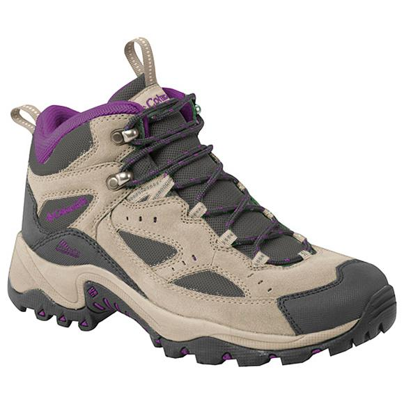 Shoes , Beautiful Women Hiking Boots Product Ideas : Brown  Waterproof Hiking Boots