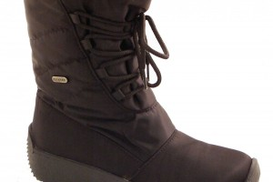 Shoes , Beautiful Snow Boots For Women  Product Image : brown  winter snow boots for women