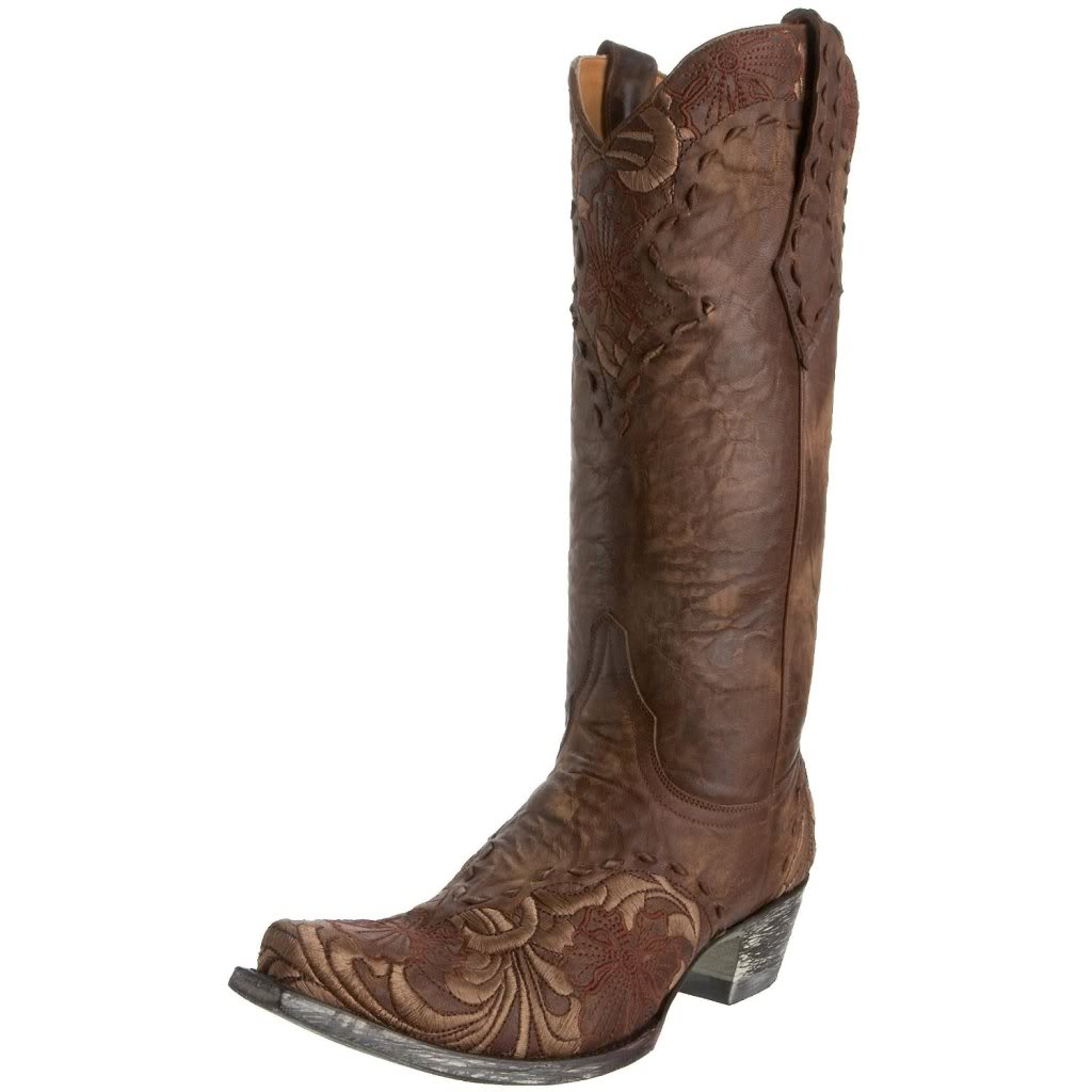 Beautiful  Women Cowboy Boots product Image in Shoes