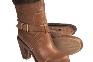 Shoes , Fabulous  Timberland Heels For Women Product Ideas : brown  women timberland heels