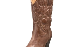 Shoes , Gorgeous Womens Cowboy Boots Product Image : brown womens cowboy boot product Image