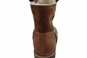 Shoes , Charming  Fur Lined Womens Boots product Image : brown  womens fur lined boots