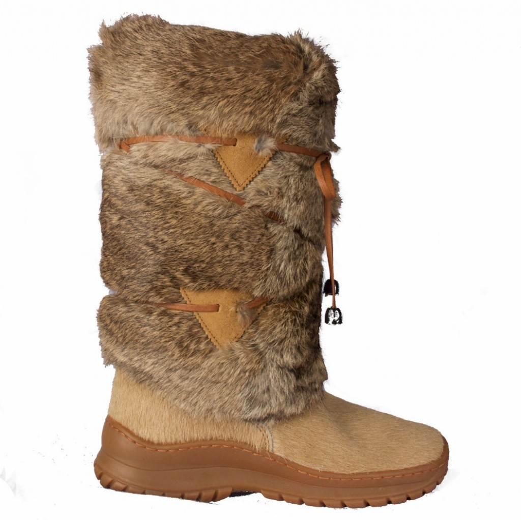 Shoes , Lovely  Furry BootsProduct Lineup :  Brown Womens Furry Boots Product Picture