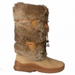 brown womens furry boots Product Picture , Lovely  Furry Boots Product Lineup In Shoes Category