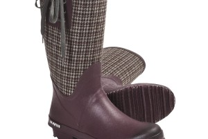 Shoes , 11 Pretty  Women Rubber Boots Product Ideas : brown  womens rubber boots