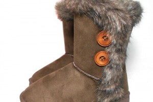 Shoes , Gorgeous Warmest Womens Winter Boots Collection :  brown womens winter boots waterproof Product Picture