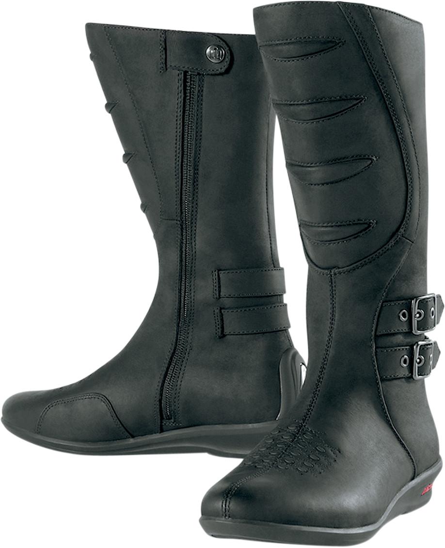 Shoes , Beautiful Black Moto Boots For Women Product Ideas :  Cowboy Boots For Women Product Ideas