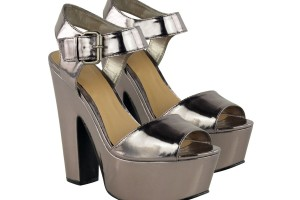 Shoes , Wonderful  High Heels Block Product Lineup :  greey high heel shoes Product Ideas