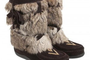800x800px Lovely  Furry Boots Product Lineup Picture in Shoes