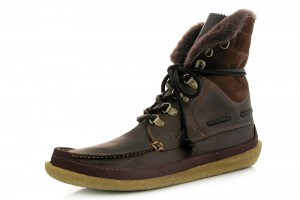 Shoes , Charming  Mens Moccasin Boots product Image : grey  moccasin ankle boots product Image