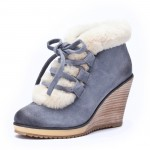 grey winter walking boots Collection , Beautiful  Fashion Walking Boots Product Image In Shoes Category