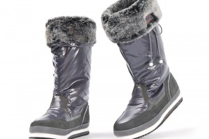 Shoes , Gorgeous Warmest Womens Winter Boots Collection : grey  womens winter boots clearance Collection