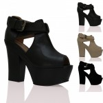 High Heels Shoes Product Image , Wonderful  High Heels Block Product Lineup In Shoes Category