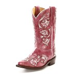 kids cowboy boots  Photo Collection , Gorgeous Pink Cowboy Boots Picture Collection In Shoes Category