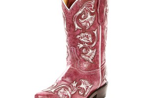 1500x1500px Gorgeous Pink Cowboy Boots Picture Collection Picture in Shoes