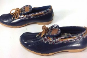 736x440px Gorgeous  Sperry Duck Shoes Slip OnPhoto Collection Picture in Shoes