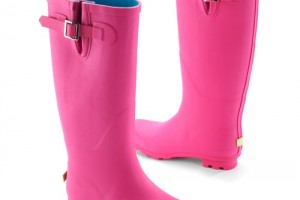 Shoes , Charming  Payless Rain Boots For Womens Product Ideas : pink Women\'s Metal Buckle Rain Boots