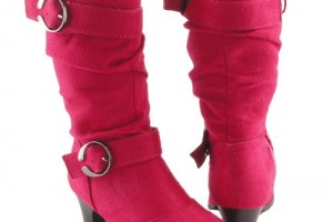 Shoes , Breathtaking High Heel Boots For Kids Girls Image Gallery : pink  high heels for kids Photo Collection