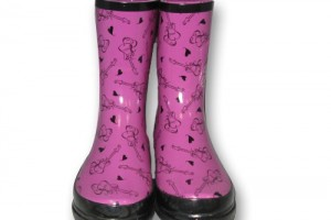 500x500px Gorgeous Mickey Mouse Rain Boots Product Lineup Picture in Shoes