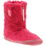 pink  muk luks slipper boots Photo Collection , Gorgeous Womens Slipper Boots Picture Gallery In Shoes Category