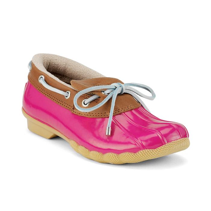 Women Sperry Duck Shoes