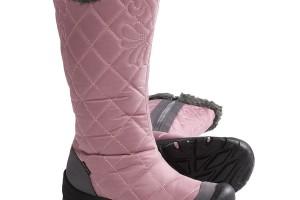 Shoes , Gorgeous Burlington Boots Product Ideas : pink women boots on sale Collection