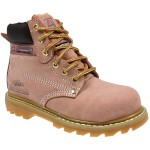 pink  womens steel toe boot product Image , 14  Stunning Womens Steel Toe Boots Product Ideas In Shoes Category