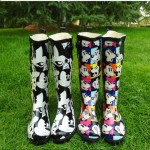 polka dot rain boots Collection , Gorgeous Mickey Mouse Rain Boots Product Lineup In Shoes Category