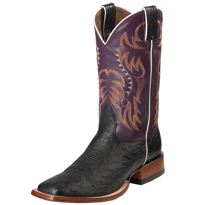 Shoes , Charming Purple Cowboy Boots Product Image : Purple  Kids Cowboy Boots