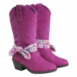 purple  short cowgirl boots  Product Lineup , Awesome Cowgirl Boots product Image In Shoes Category