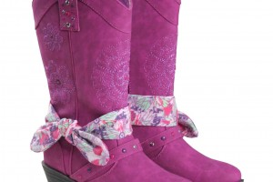 Shoes , Awesome Cowgirl Boots product Image : purple  short cowgirl boots  Product Lineup